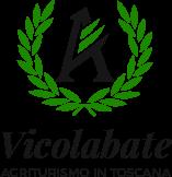 Logo Vicolabate Agriturismo in Toscana