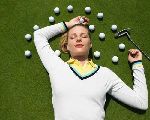 Prenotazione dei campi da golf in Toscana a disposizione degli ospiti dell'Agriturismo