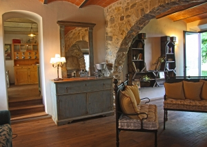 Green apartment of Tuscan Country Resort